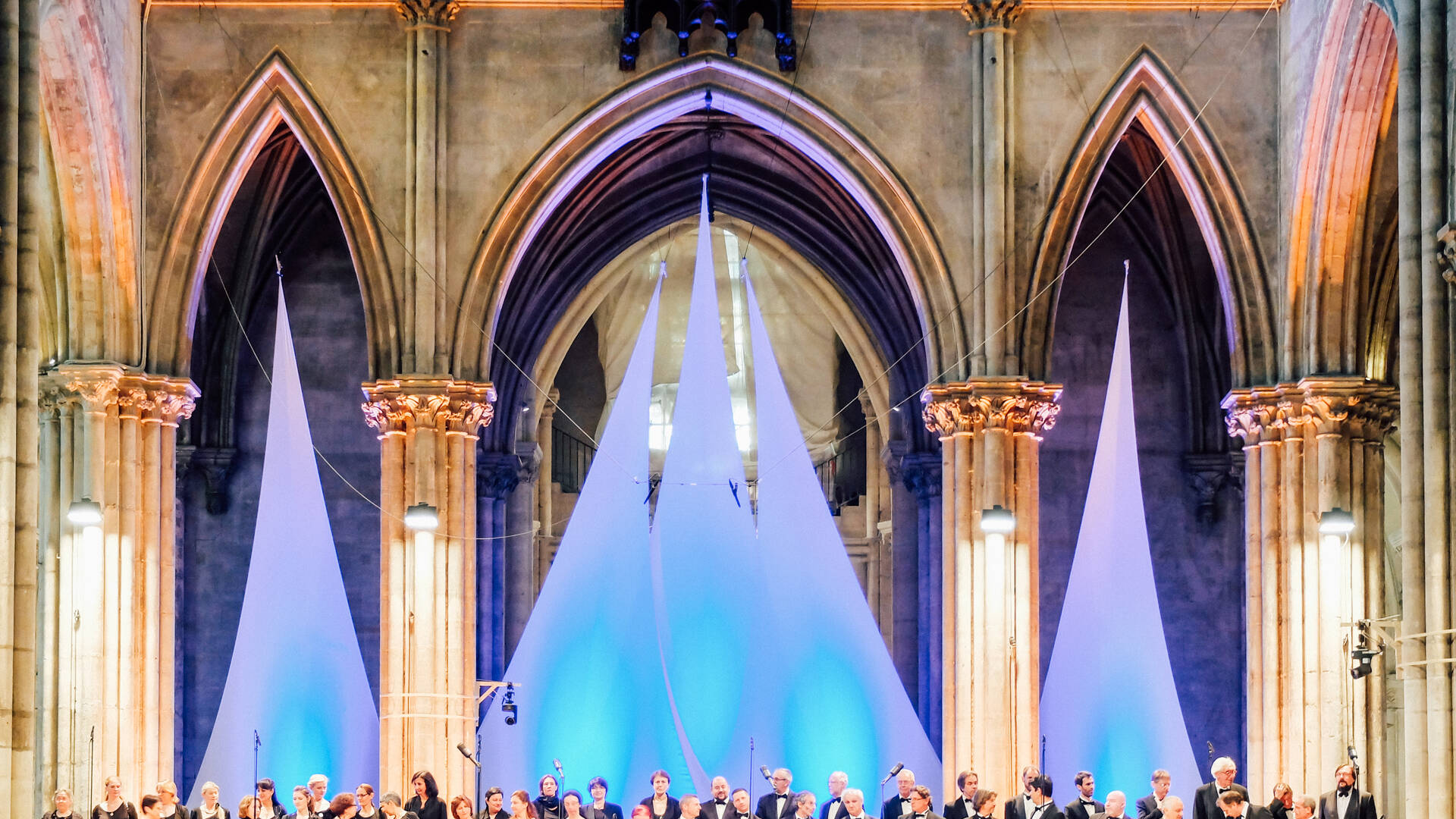 Festival de Saint-Denis à la Basilique cathédrale