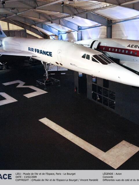 © Musée de l'Air et de l'Espace - Aéroport Paris-Le Bourget / Vincent Pandellé