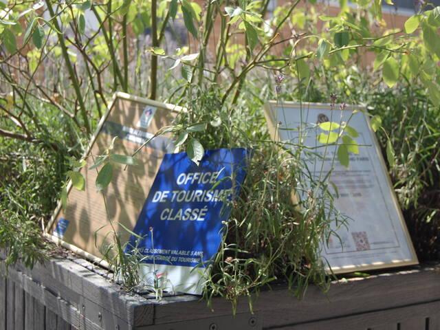Les labels de l'Office de tourisme Plaine Commune Grand Paris