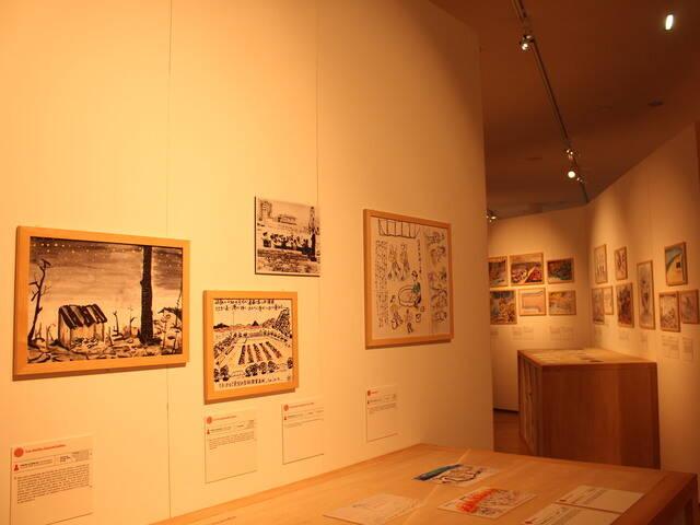 Exposition dessins - Hibakusha