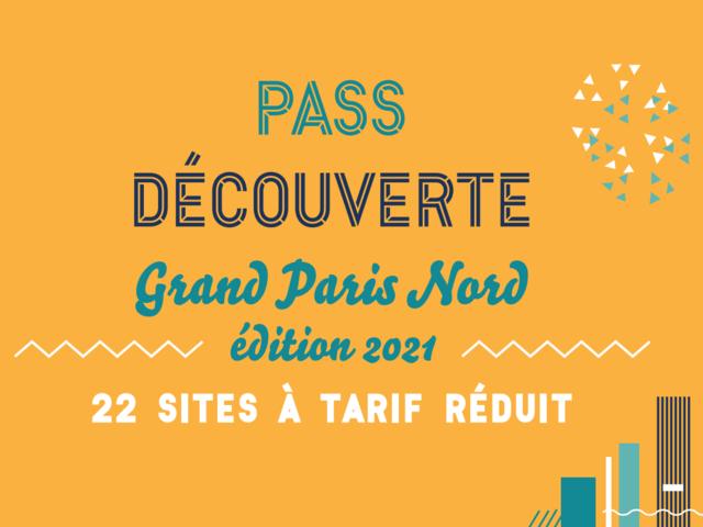 Carte Pass Découvere Grand Paris Nord