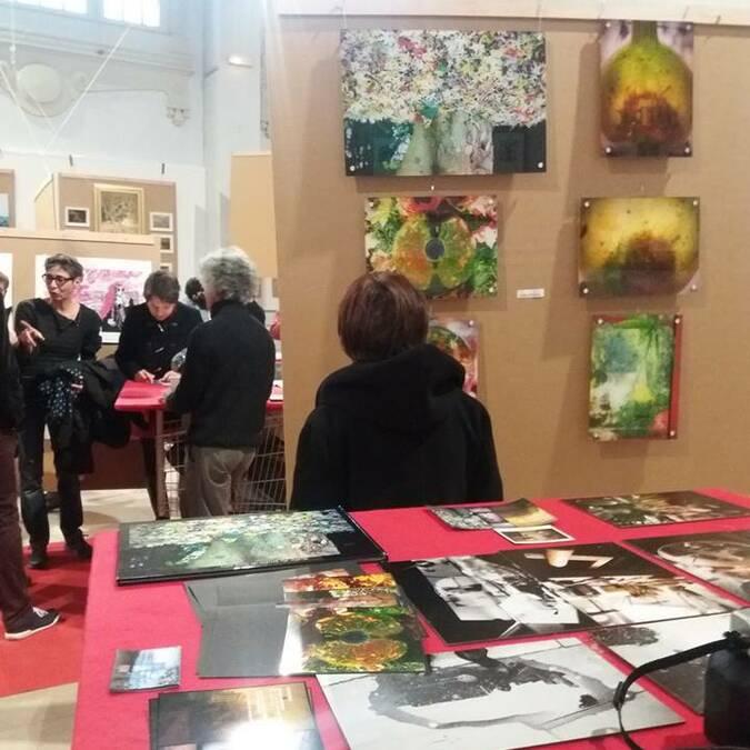 la Foire au b'honneur - marché d'art contemporain