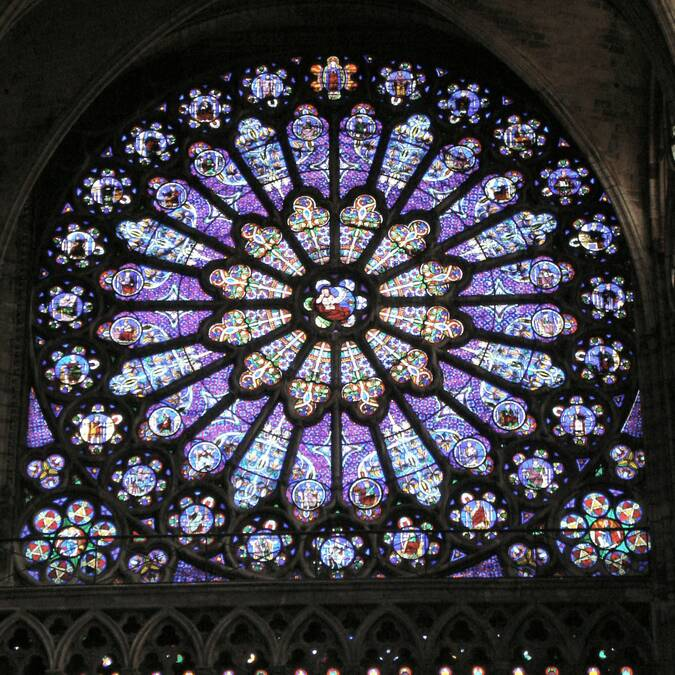 North Window - © Office de Tourisme de Plaine Commune Grand Paris