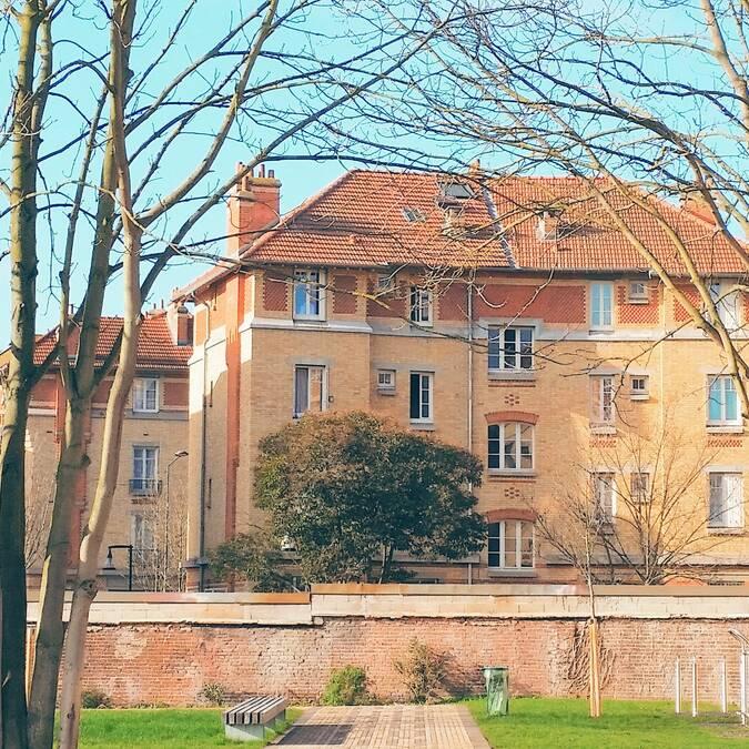Cité-jardins de Stains